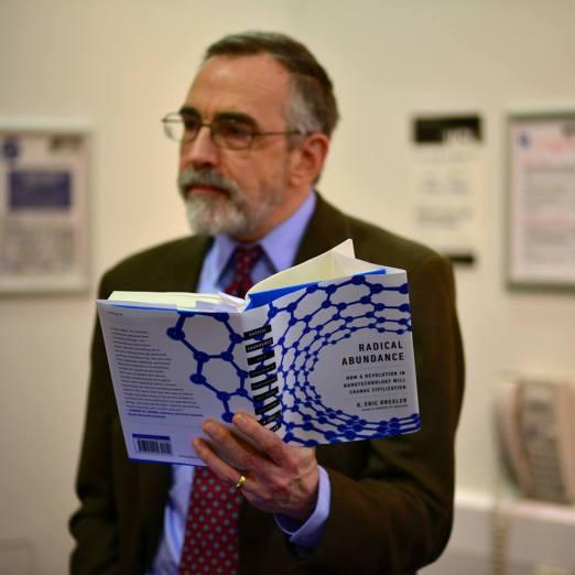 Eric Drexler reading