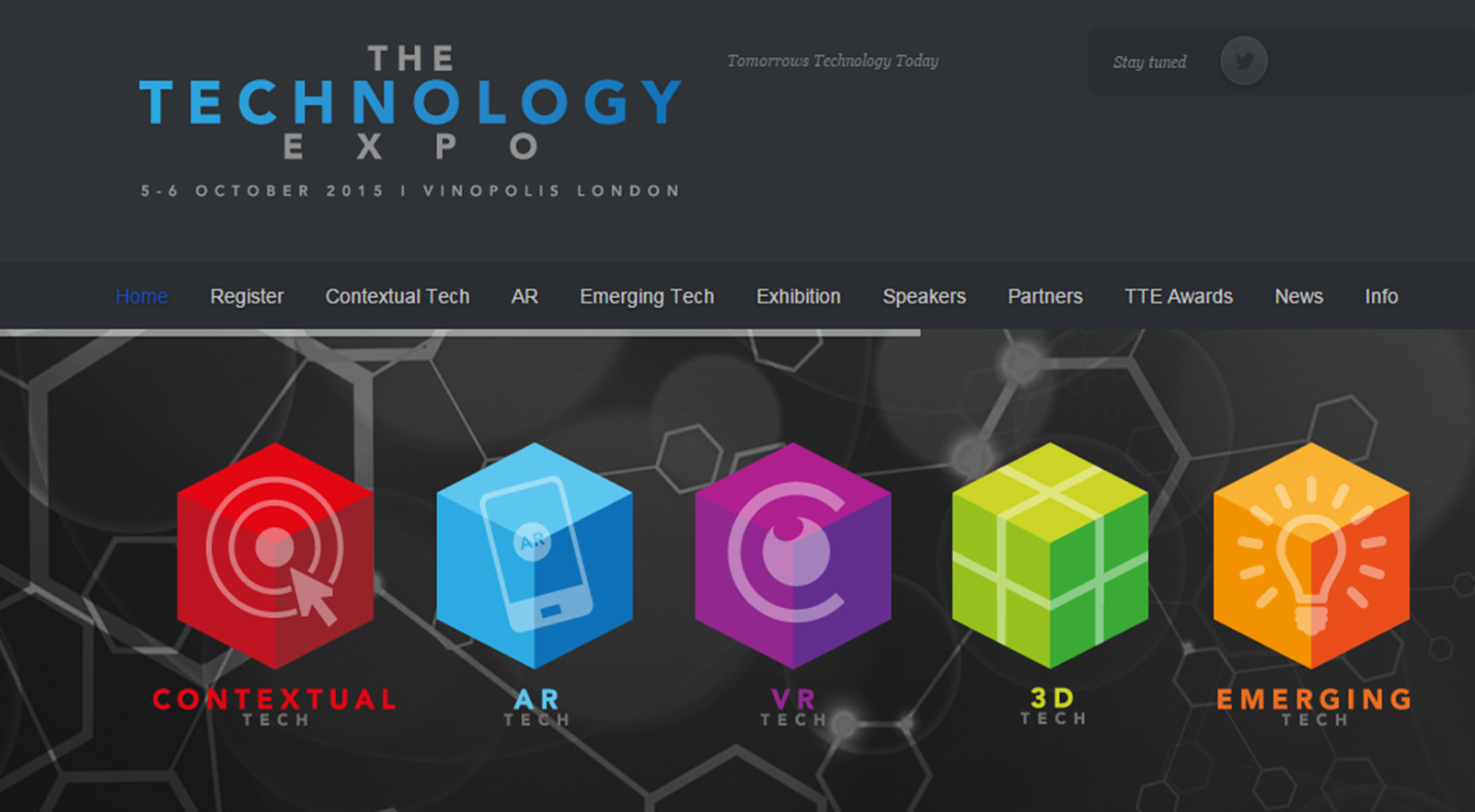 Technology Expo Standsaur : London futurists news th august