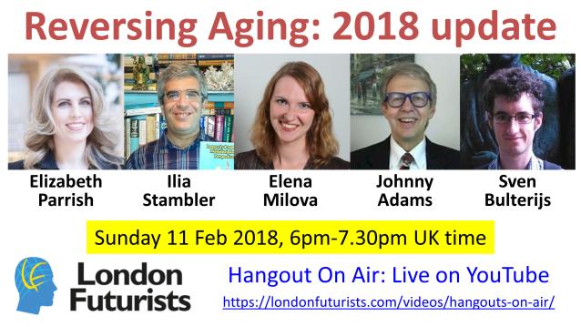 Reversing Aging 2018 update v2
