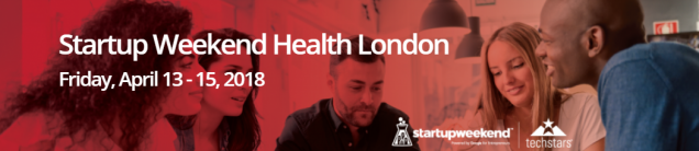 Startup Weekend Health London