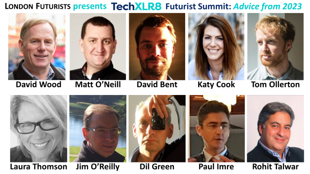 TechXLR8 speakers for newsletter