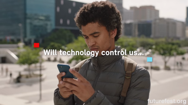 Will technology control us