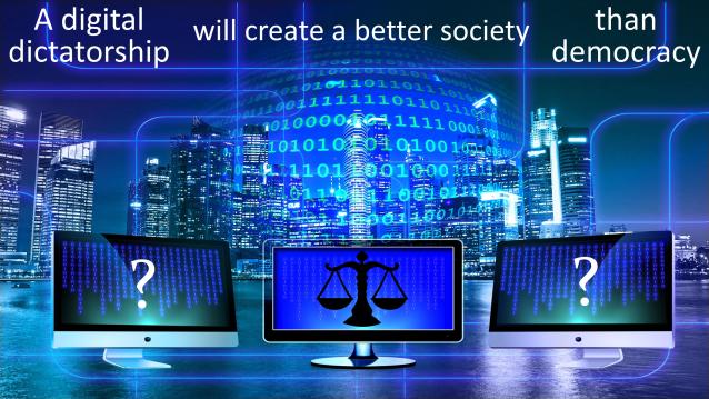 Digital Dictatorship cover