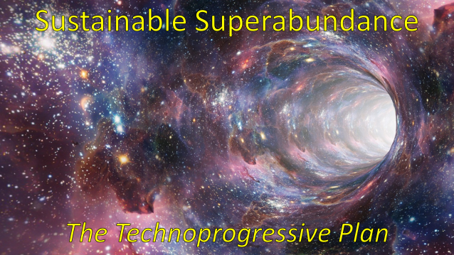 Sustainable superabundance