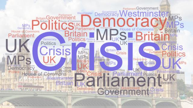 Crisis in British democracy