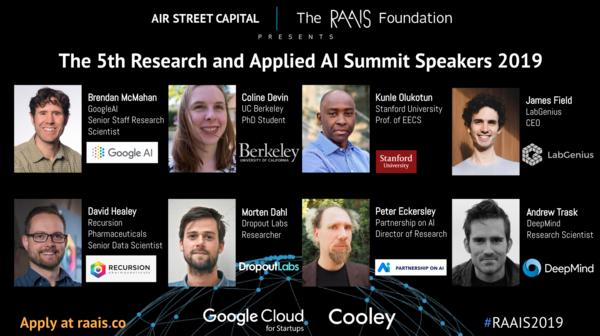 RAAIS 2019 speakers 1
