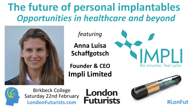 The future of implantables