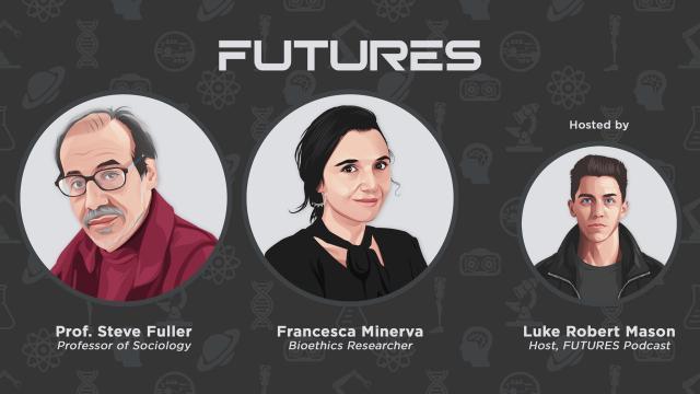 Futures Podcast Fuller Minerva