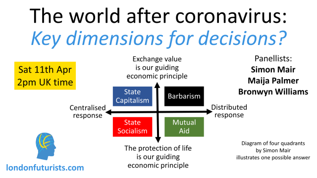 Dimensions for decisions