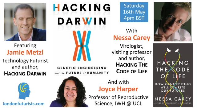 Hacking Darwin 5